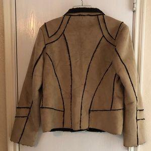 Jackets & Coats - Suede Jacket